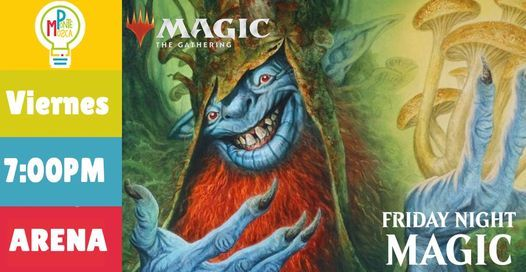 MTG: FNM BRAWL   Event in Lince   AllEvents.in