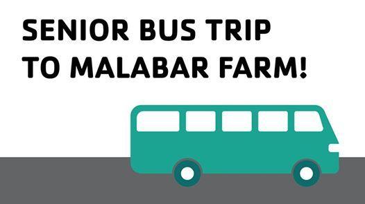 Senior Bus Trip to Malabar Farm