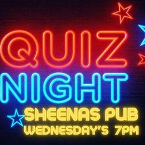 Sheenas Quiz Nights