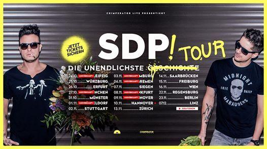 SDP  Die Unendlichste Tour 2019  Leipzig  SOLD OUT