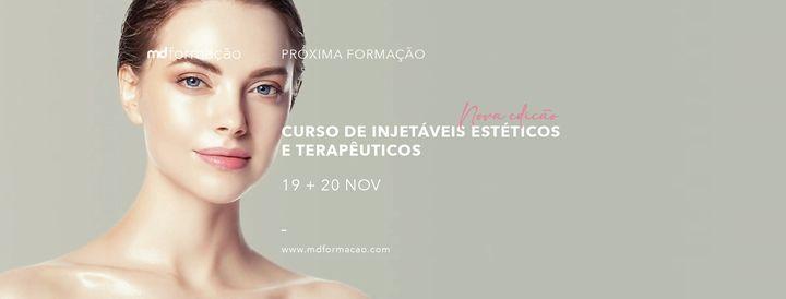 NOVA EDIÇÃO 2021 > Injetáveis Estéticos e Terapêuticos, 19 November | Event in Odivelas | AllEvents.in