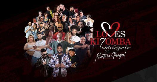 LovesKizomba 7ºAniversario ¡Siente la Magia!, 22 April   Event in Dos Hermanas   AllEvents.in