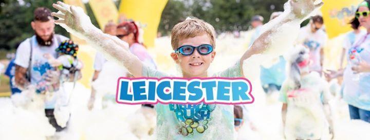 Bubble Rush Leicester 2021