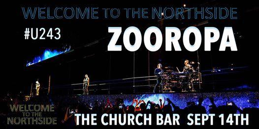 2019 WelcomeToTheNorthside Zooropa Live