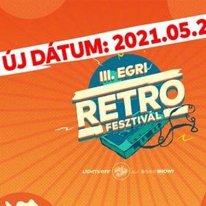 III. Egri Retro Fesztivl  20210522-23.  Bolyki Eger