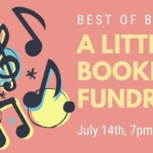 BoBs Little Bookish Music Fundraiser