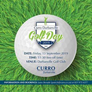 Curro Durbanville Golf Day 2019