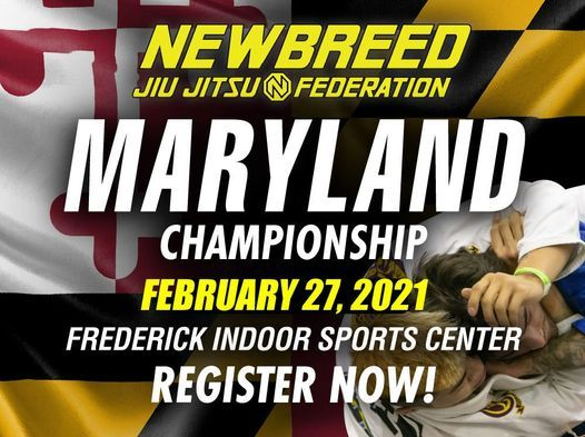 NEWBREED Maryland Championship, 27 February | Event in Frederick | AllEvents.in