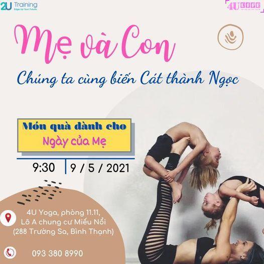 Mẹ và Con cùng biến Cát thành Ngọc, 5 September | Event in Ho Chi Minh City | AllEvents.in