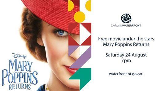 Free movie under the stars - Mary Poppins Returns
