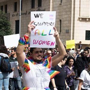 Protestborden Maken (Womens March)