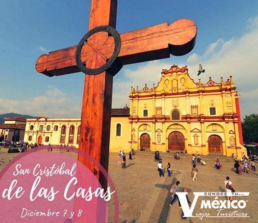 TOUR SAN CRISTBAL DE LAS CASAS