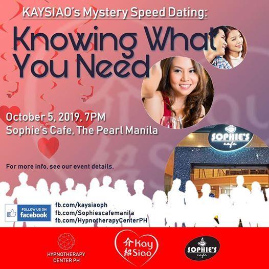 Hastighet dating i Manila