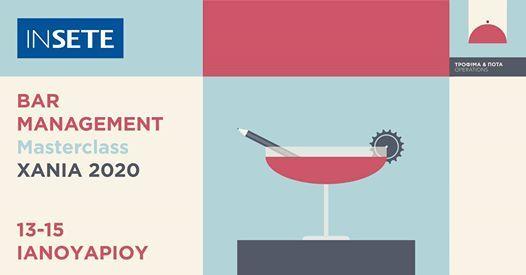 Bar Management Masterclass -