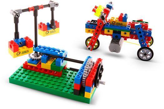LEGO Construction Challenges