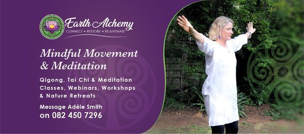 Flowing Body ~ Smiling Heart ~ Qigong Retreat: an afternoon garden experience, 8 May | Event in Sandton | AllEvents.in