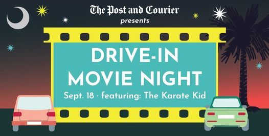 Drive-In Movie Night by The Post and Courier