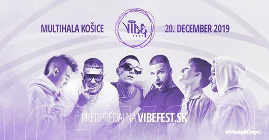 VIBE Festival - Koice Hall