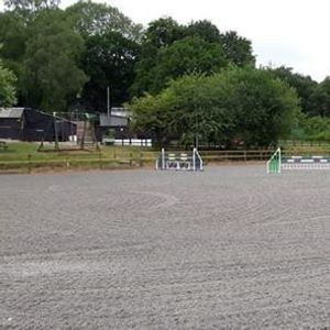 New Venue Polework and Jumping Clinic With BHS APC LEVEL 4