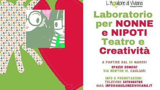 Laboratorio Per Nonne E Nipoti!, 8 May | Event in Cagliari | AllEvents.in