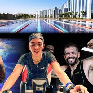 IRONSTAR INDOOR TRIATHLON SERIES 2021 in Dubai