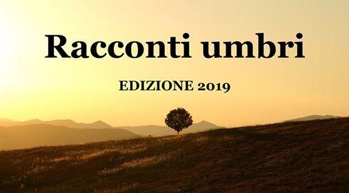 Concorso letterario Racconti umbri 2019