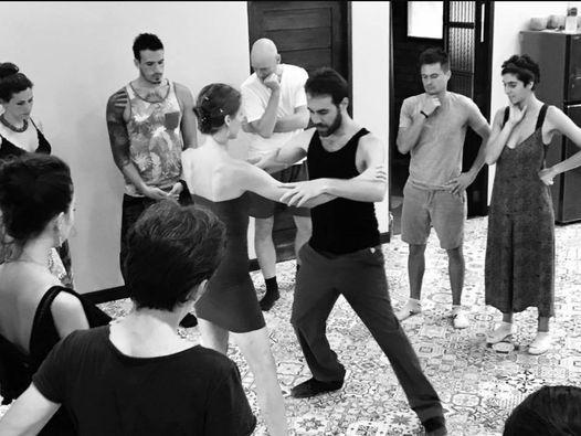 """FELDENKRAIS meets TANGO & CONTACT IMPRO"" mit Alon Ritter, 20 March | Event in Darmstadt | AllEvents.in"