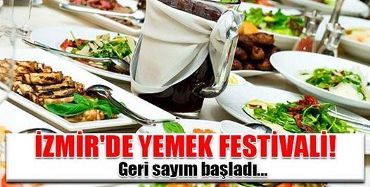 zmirin Lezzet Festivali