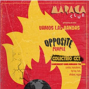 AfroBeat Night  Opposite People  Colectro CCT
