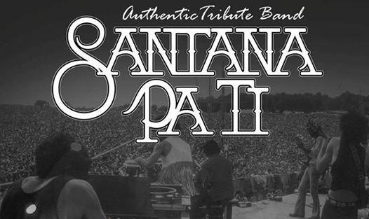 Santana Pa Ti in muziekcaf Brakeboer