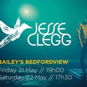 Jesse Clegg live at Baileys