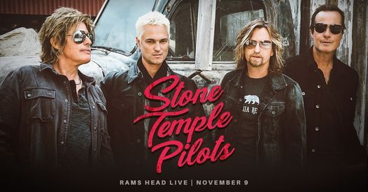 Stone Temple Pilots, 9 November | Event in Baltimore | AllEvents.in