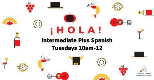 Intermediate Plus Spanish | Event in Huddersfield | AllEvents.in