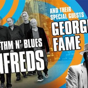 Maximum RnB with The Manfreds with Georgie Fame