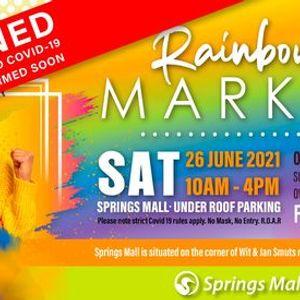 POSTPONED Rainbow Market at Springs Mall
