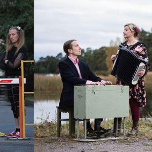 Suistamon Shk  Maria Kalaniemi & Eero Grundstrm