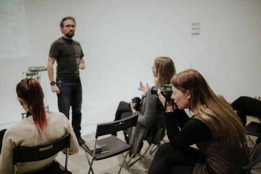 Fotografijos seminaras žaliems, Vilniuje, 27 October   Event in Ezerelis   AllEvents.in