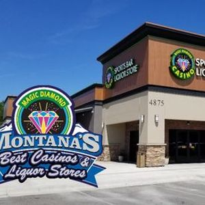 Magic Diamond Casino Missoula Mt