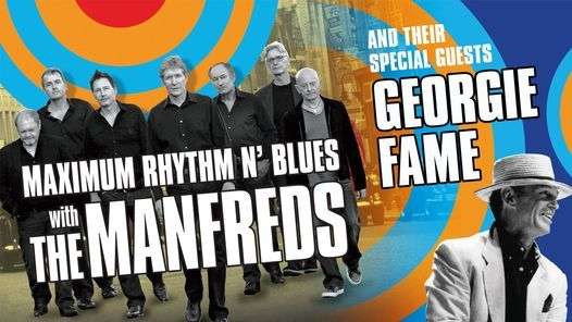 Maximum RnB with The Manfreds with Georgie Fame, 16 October | Event in Worthing | AllEvents.in