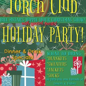 Torch Club NO COVER Christmas Party