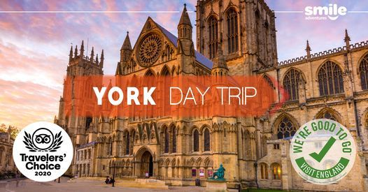 York Day Trip - From Manchester, 14 November | Event in Manchester | AllEvents.in