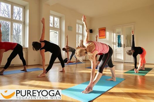 10 teiliger Yoga - AnfngerInnenkurs Start Di 20.08.2019 1745
