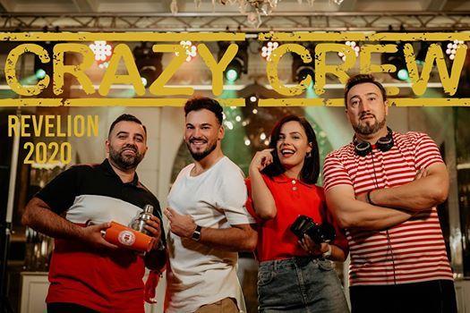 Revelion 2020 Crazy Crew Expo Arad