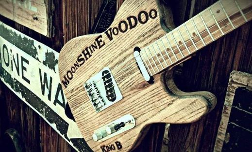 Moonshine Voodoo Band at the Monastery, 5 December   Event in Mesa   AllEvents.in
