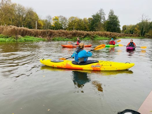 Canoe / Kayak (Sheltered Water) Coach Training, 17 April | Event in Norwich | AllEvents.in