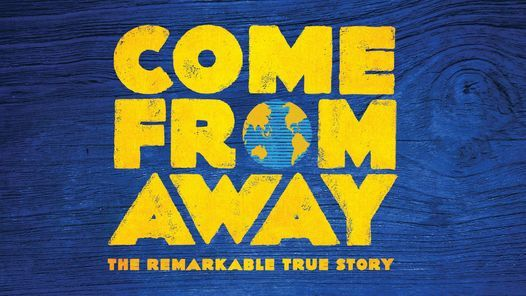 Come From Away (Australia), 10 November | Event in Sydney | AllEvents.in