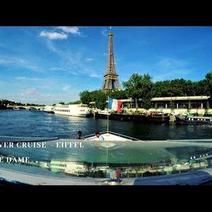 A Virtual Guided Tour of Paris Down the River Seine