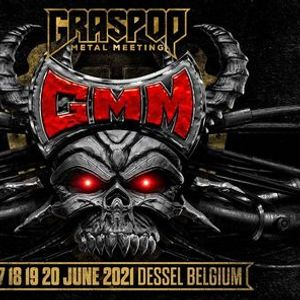 Graspop Metal Meeting - 25th Anniversary - New Date