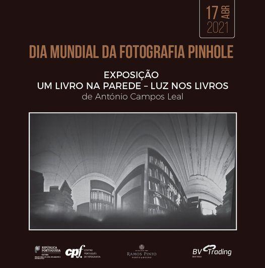 """""""Um Livro na Parede - Luz nos Livros""""   Event in Porto   AllEvents.in"""