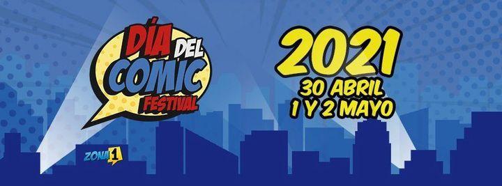 Día del Cómic Festival 2021, 30 April   Event in Rimac   AllEvents.in